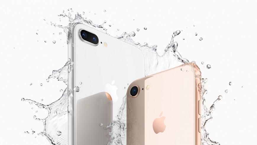 Популярность iPhone 8 не такая высокая как предполагалось.