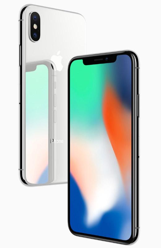 Встречайте iPhone X.