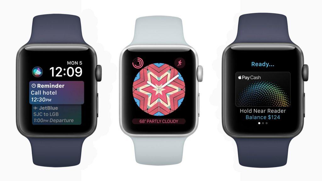 Вышла официальная версия watchOS 4.