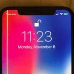 На некоторых iPhone X появились зеленые полосы.