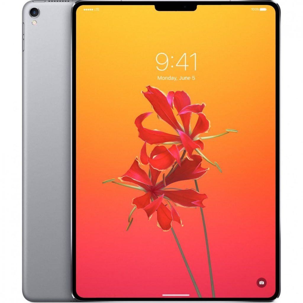 Новые подробности про iPad 2018.