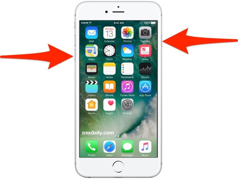 Как сделать Hard Reset на всех моделях iPhone.