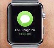 Как изменить шаблонные ответы на сообщения в Apple Watch.