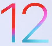 Представлена iOS12.