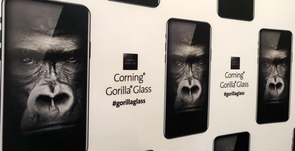 Представлено новое поколение стекол Gorilla Glass.