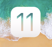 Популярность iOS 11 растет.