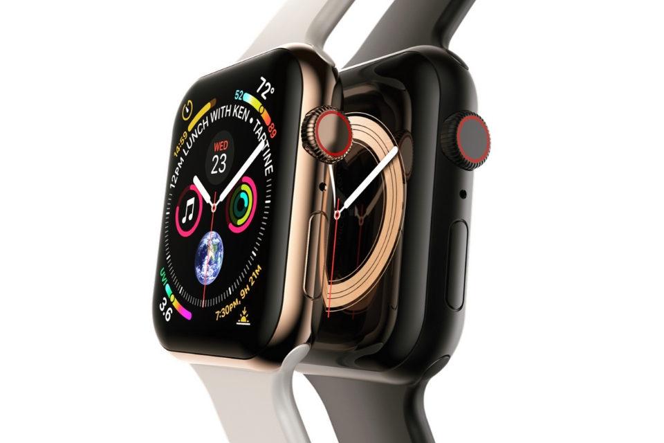 Apple Watch Series 4 протестировали на скорость работы.