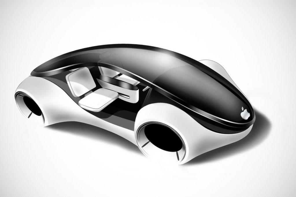 Автомобиль от Apple выйдет в 2023 году.