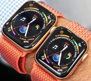 В Apple Watch Series 4 установлен совершенно новый дисплей.