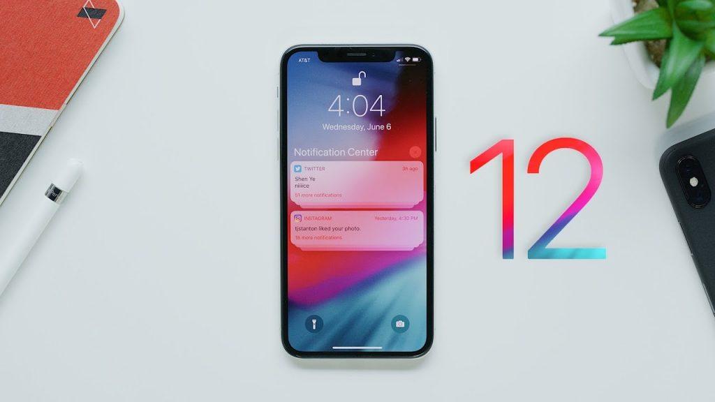 iOS 12 все больше набирает популярность.