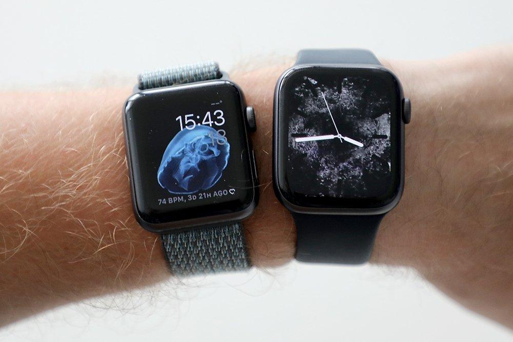 В Apple Watch могут появиться камеры.