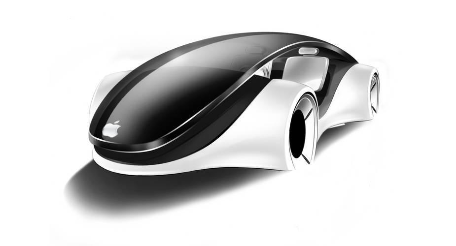 Новые подробности об автомобиле Apple.