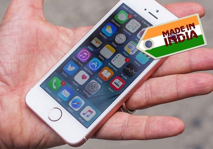 Apple начнет производство iPhone в Индии.