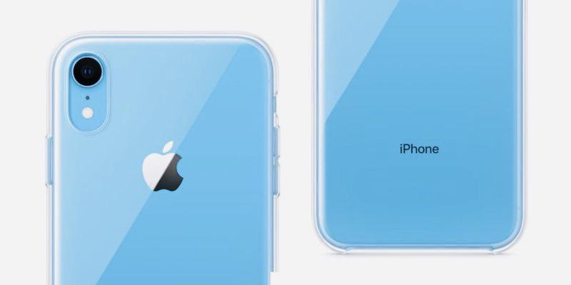 У iPhone XR появился оригинальный чехол.