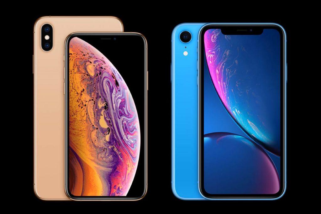 iPhone XR популярнее чем iPhone XS.