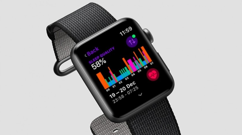 Apple Watch получит трекер сна.