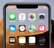 В iOS 13 могут появиться абсолютно новые обои.