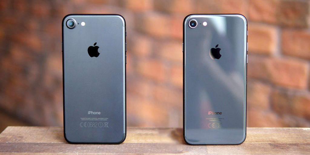 Apple перевыпустит iPhone 7 и 8.