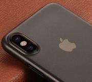 iPhone станет матовым.