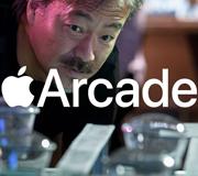 Игровой сервис Apple Arcade.
