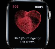 Датчик ЭКГ в Apple Watch проверили на точность.