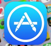 В App Store произошел сбой.