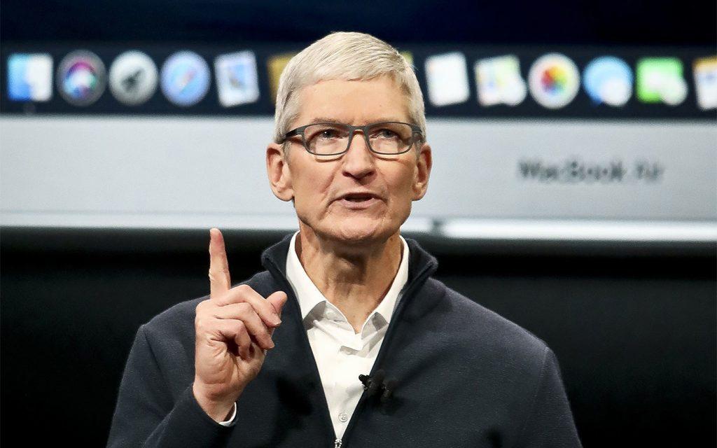 Тим Кук призвал отложить свои iPhone.