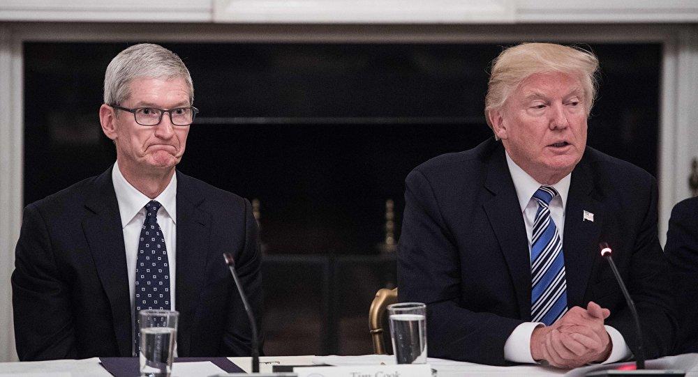 Продукция Apple подорожает из-за решения Трампа.