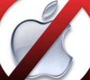 Apple может оказаться под запретом в Китае.