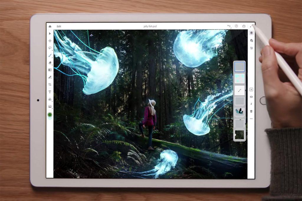 Adobe принимает заявки на бета-тест Photoshop.
