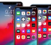 Apple третья по продажам смартфонов.