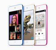 Apple обновила iPod.