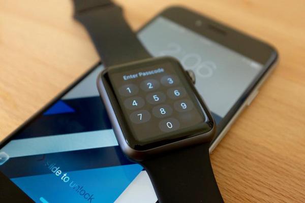Как установить код-пароль на Apple Watch?
