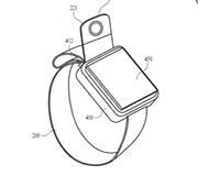 Apple запатентовала новый ремешок.