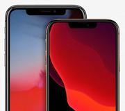 iPhone 2020 сравнили с iPhone XS/XS Max.