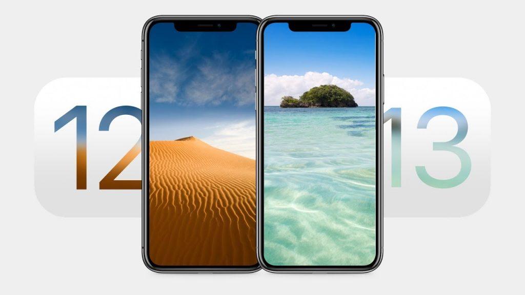 Кто быстрее iOS 13 или iOS 12?