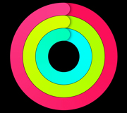 Как изменить цель активности на Apple Watch?
