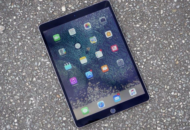 Apple зарегистрировала новые iPad.