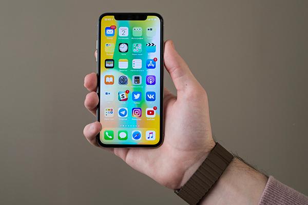 iPhone 2020 получит совершенно новый дисплей.