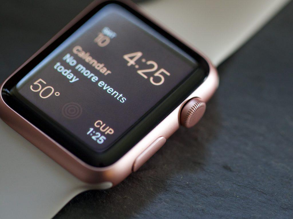 Не все Apple Watch получили обновление.