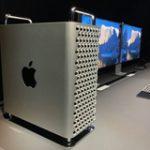 Apple переносит производство Mac Pro.