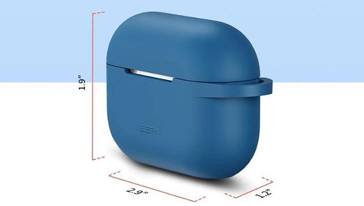 Дизайн AirPods 3 получил подтверждение.