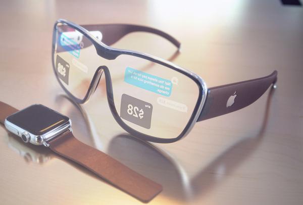 Новые подробности об очках от Apple.