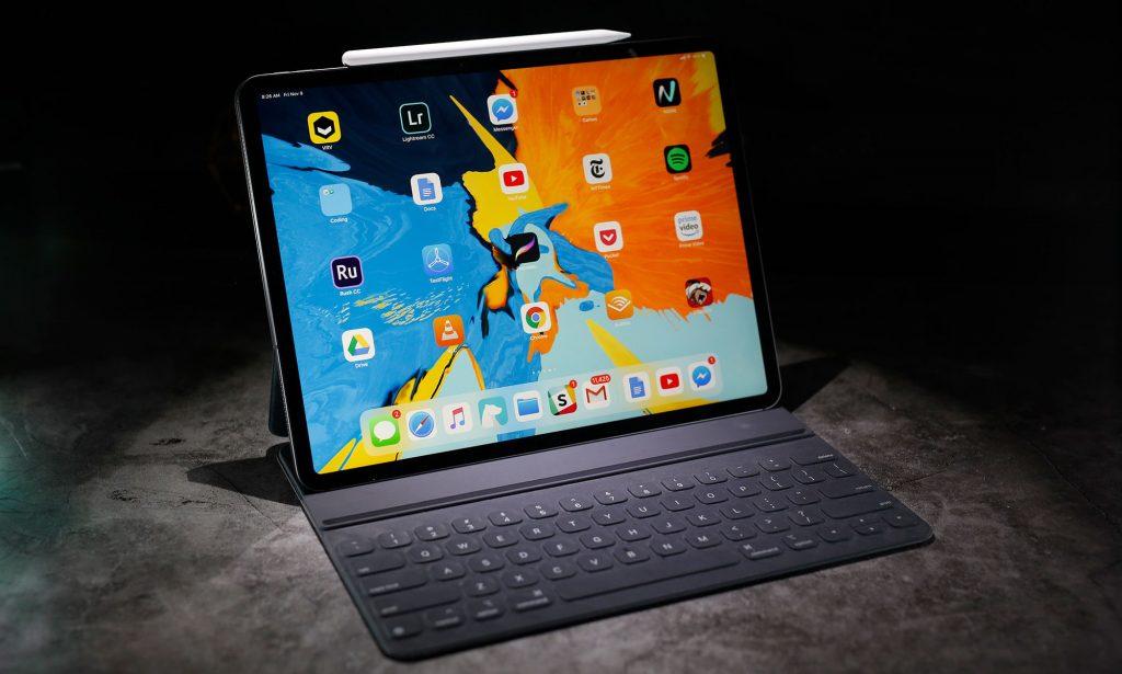 Новые iPad первыми получат новую камеру.