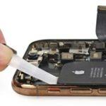 iPhone может получить сменный аккумулятор.