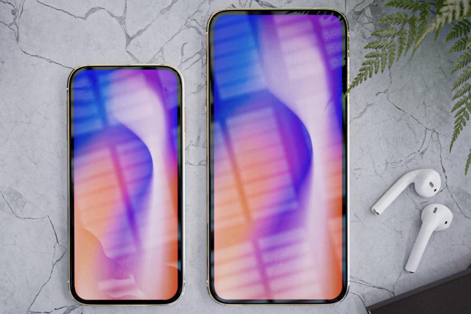 BOE будет поставлять дисплеи для iPhone 12.