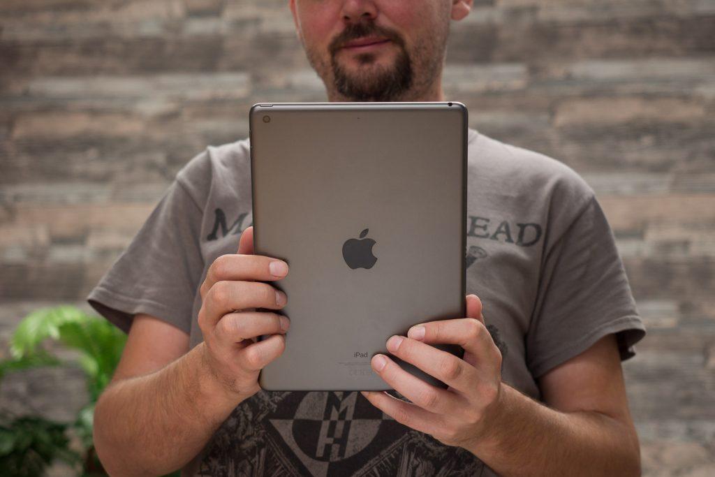 Новые iPad выйдут не раньше конца года.