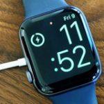 Как посмотреть состояние аккумулятора в Apple Watch?
