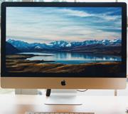 Продажи Mac выросли.