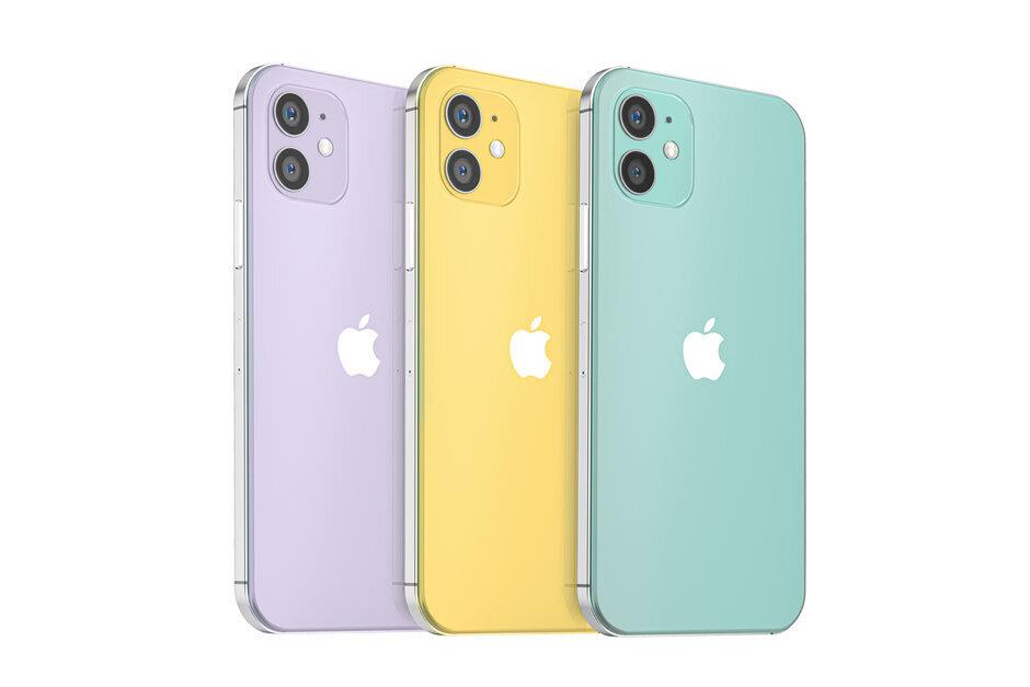 iPhone 12 подорожает на 50 долларов.